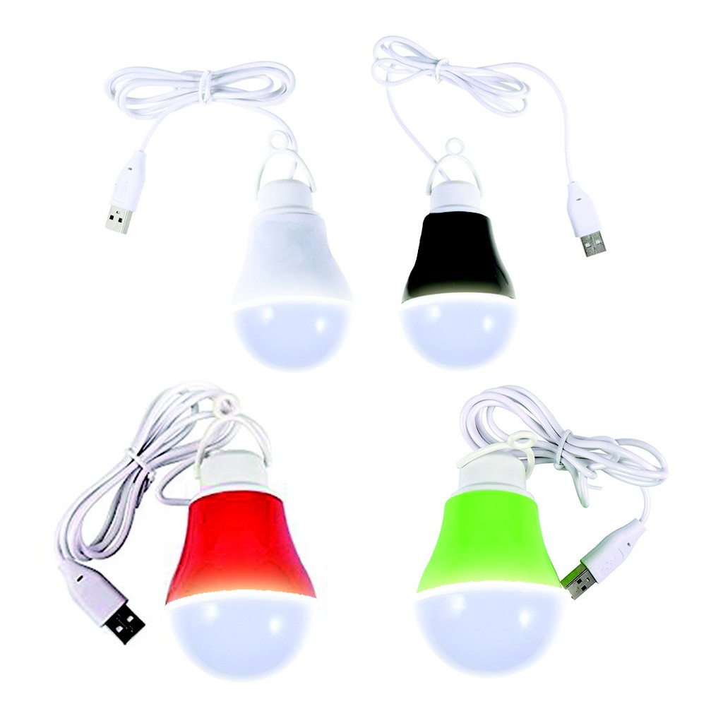 USB LED Light Bulb Features: 100% Brand new and high quality! .