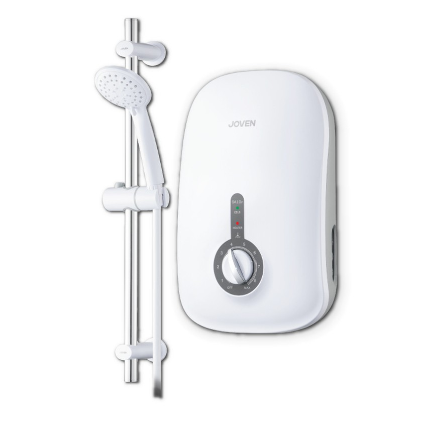 Joven SA10E Instant Water Heater SA10e without Pump (White)