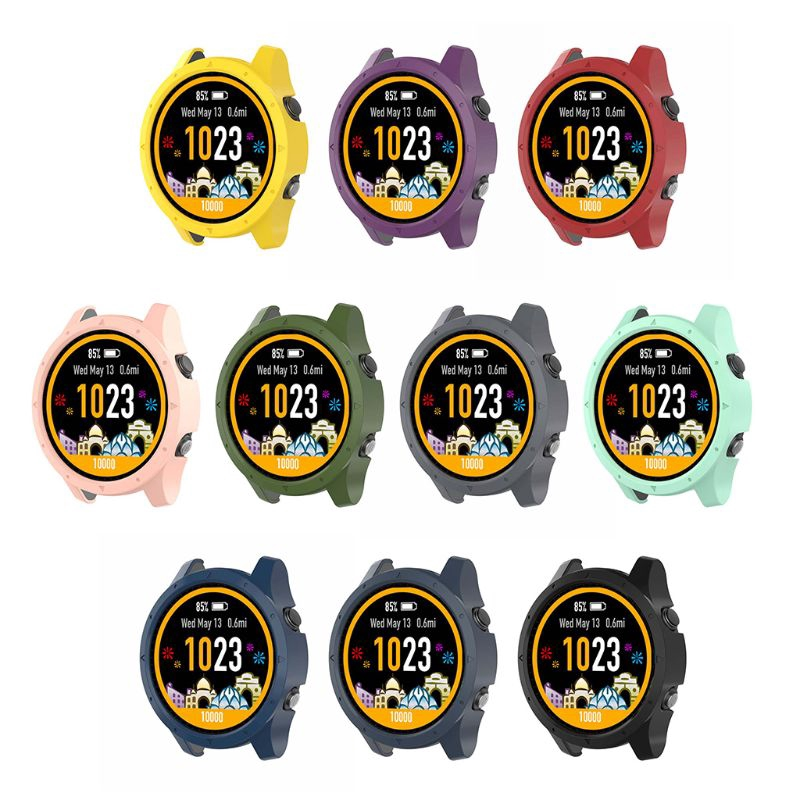 Anti-Scratch PC Protective Case Cover Protector Frame Shell for Garmin Forerunner 935 Smart Watch