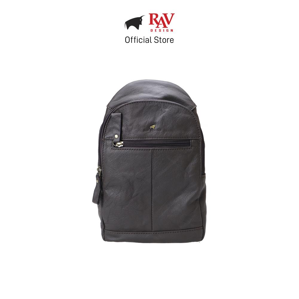 RAV DESIGN Men's Genuine Leather Chest Bag Series |RVE479 Series