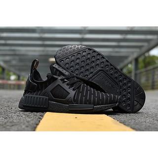 info for 13610 a60d4 Adidas NMD XR1 Triple Black Men's Shoes BA7214