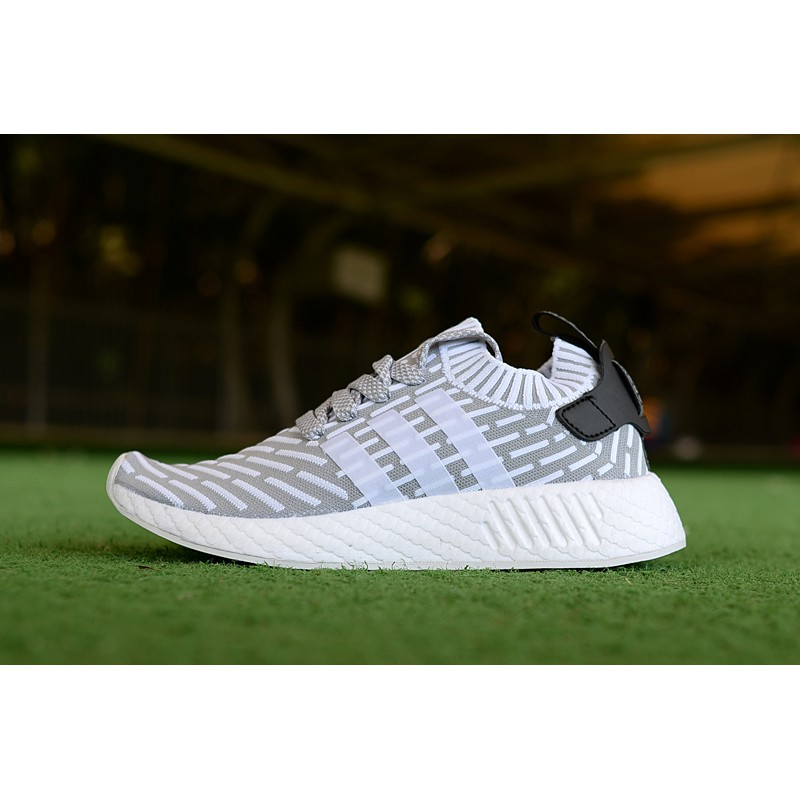e715abb522426 Ready Stock100% ori Adidas NMD R2 Men  Women Running Casual Shoes BA7253