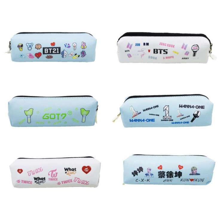 Jewelry Findings & Components Jewelry & Accessories Kpop Bantang Boys Twice Got7 Wanna One Exo Laser Colorful Transparent Handwallet