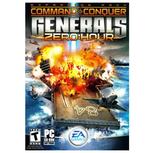 COMMAND & CONQUER: GENERALS ZERO HOUR [PC DIGITAL DOWNLOAD]