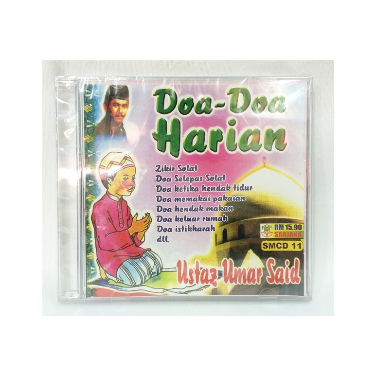 CD Doa-doa Harian Pelbagai