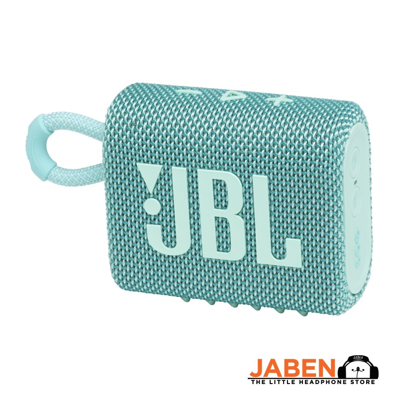 JBL Go 3  Loud Wireless Colorful Tough IP67 Waterproof Dustproof Portable Bluetooth Speaker [Jaben]