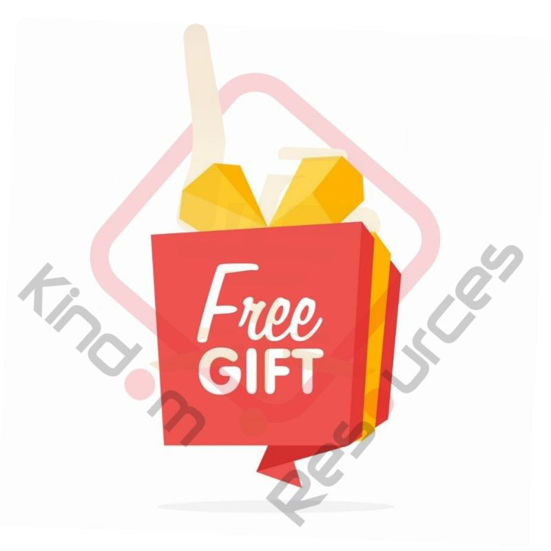 [NOT FOR SALE] FREE GIFT
