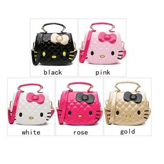 f2cbdf0fb Hello Kitty Bag Cartoon Shoulder Handbag Cute Sling Tote Beg Bags ...