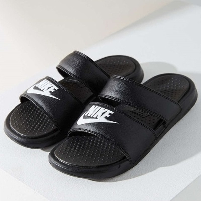 Generalmente hablando El cuarto estante  NIKE Beach Sandal UNISEX Slipper Flip Flops PU Platform Korean ...