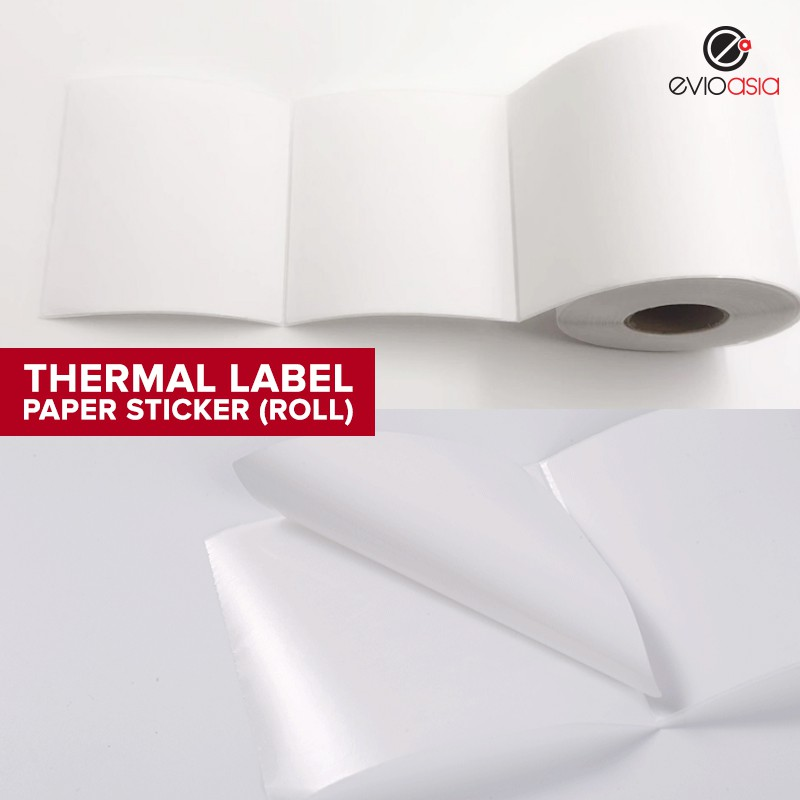 (350pcs/500pcs) A6 Thermal Label Paper Sticker Roll for Thermal Printer Waybill Shipping Label 100mm x 150mm