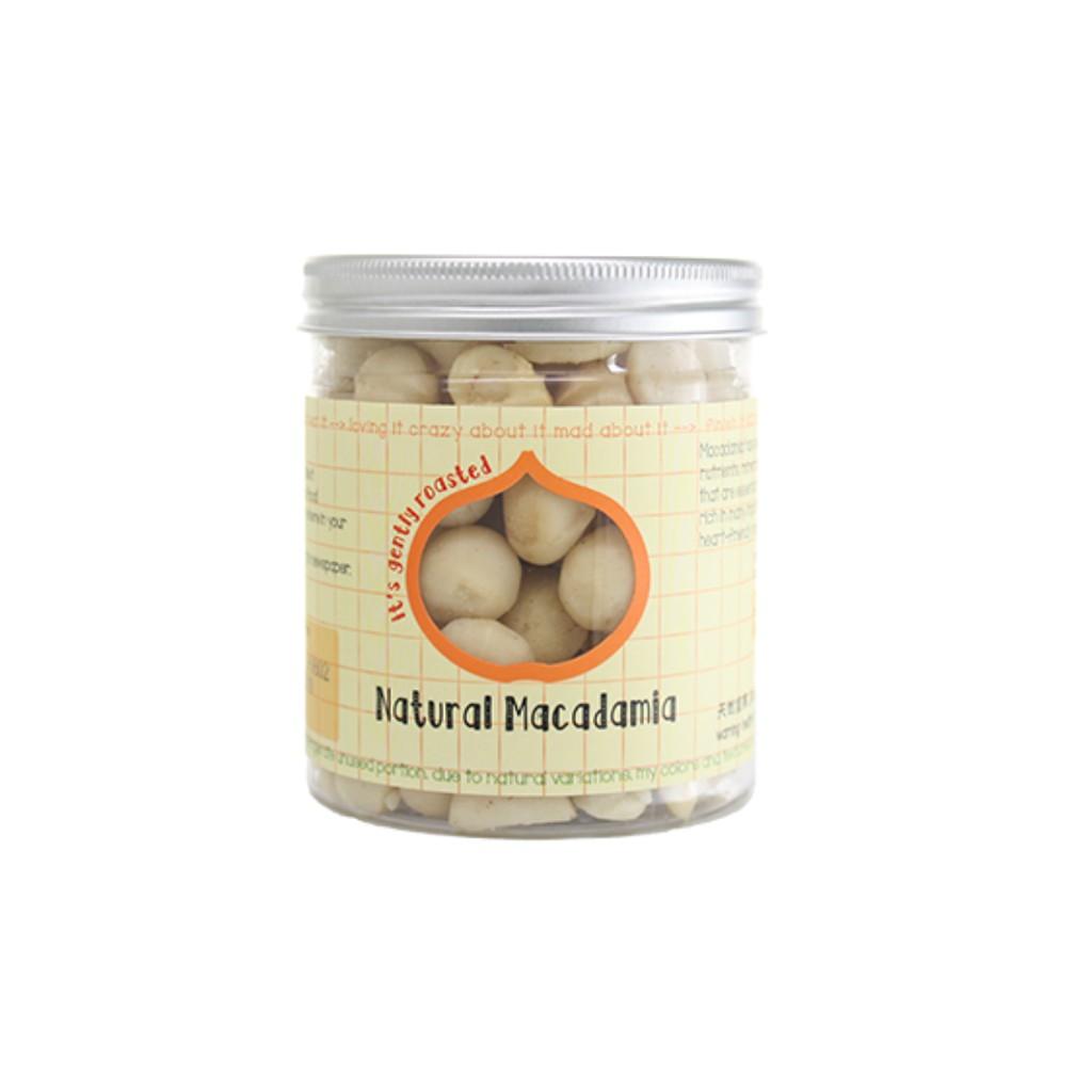 Light Roasted Natural Macadamia 150g
