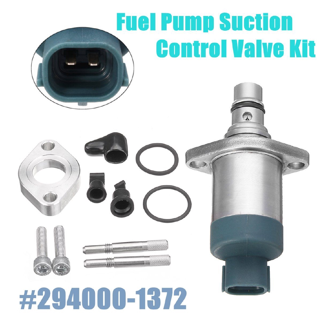 Fuel Pump Suction Control Valve SCV For Mitsubishi L200 Isuzu 4D56  #294000-1372