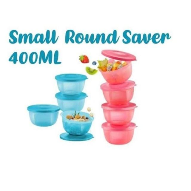 Tupperware Small Round Saver 400ml