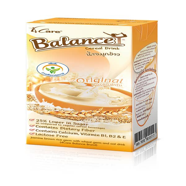 Balance Natural Cereal Drink 3s' X 180ml