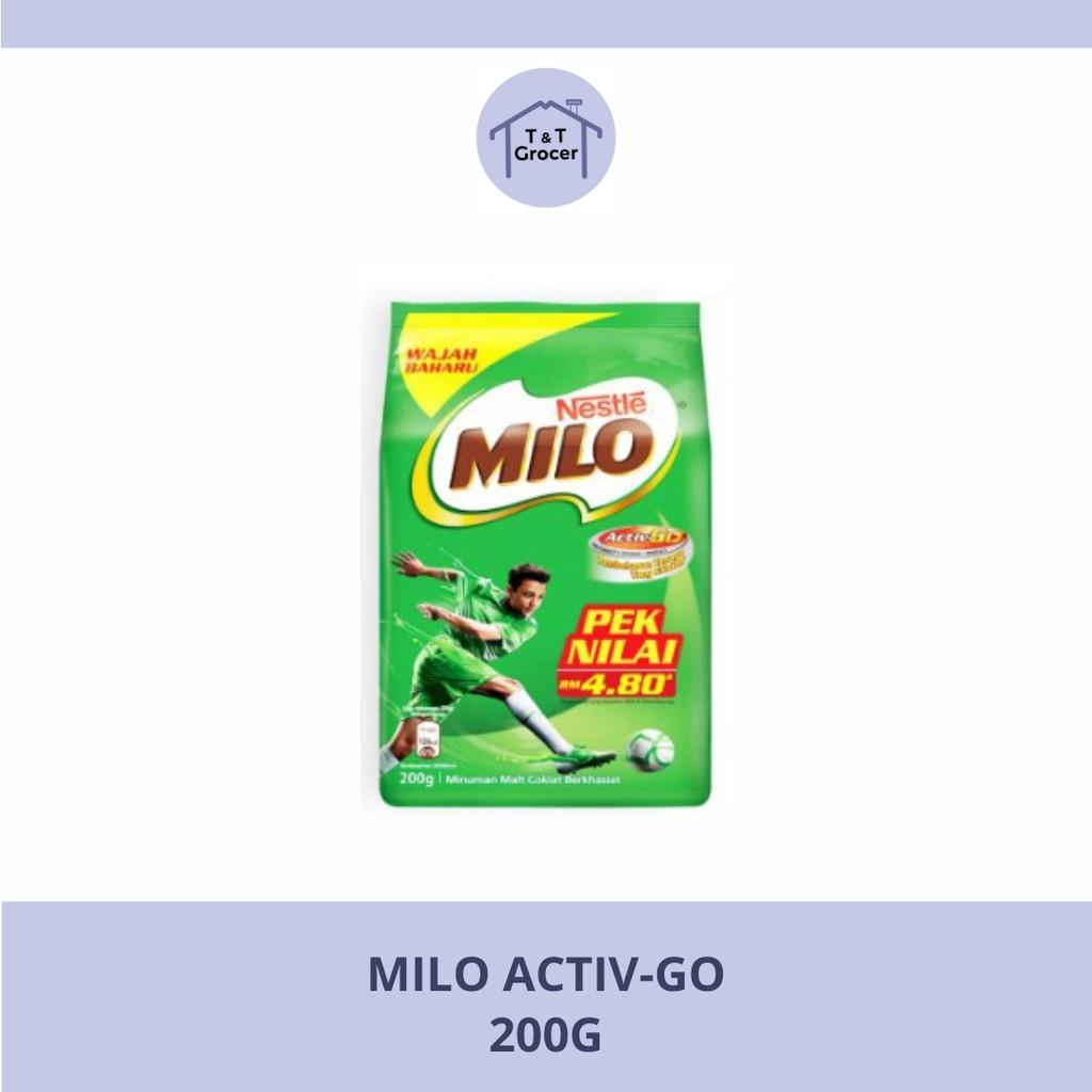Milo  Activ-Go  200g