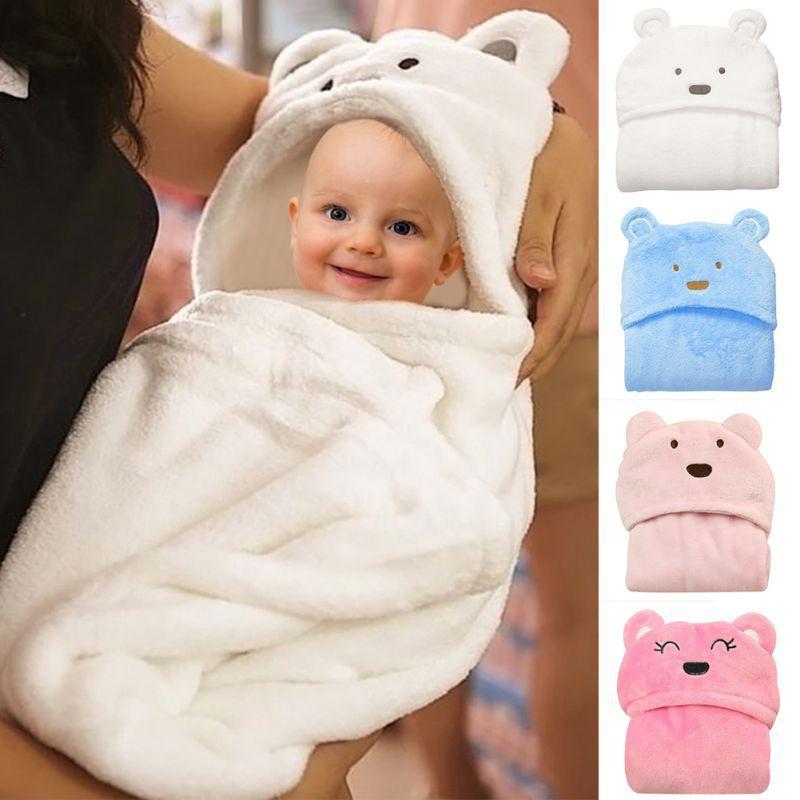 Baby Bath Towel Kid Towels Blanket(120x60cm) Super Soft Good Absorbent  Quick Dry  163dc57df