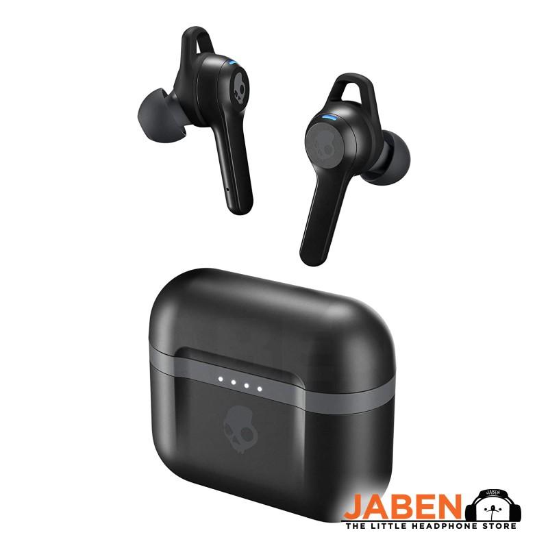 Skullcandy Indy Evo Bluetooth 5 IP55 Waterproof EQ Mode Rapid Charge True Wireless TWS Earphones [Jaben]