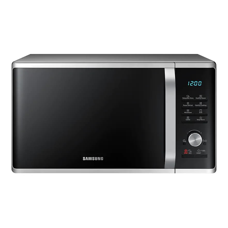 Samsung MG28J5255GS Grill Microwave Oven with Healthy Steam 28L