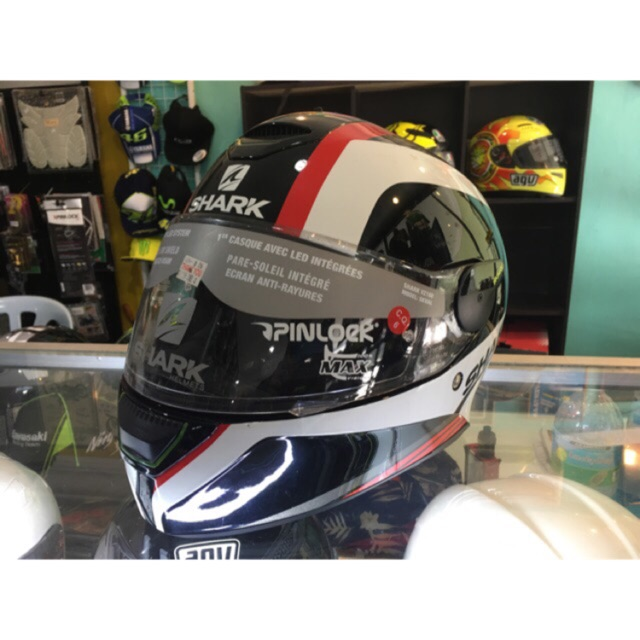 Shark Helmet Motorcycles Parts Accessories Prices And