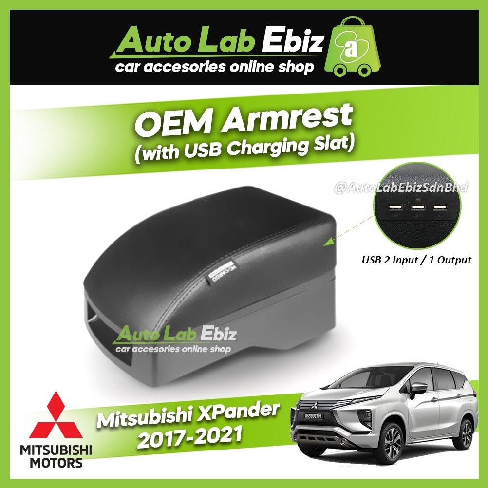 Mitsubishi XPander 2017-2021 OEM Armrest Double Layer with USB Charging Slot (HC-15)