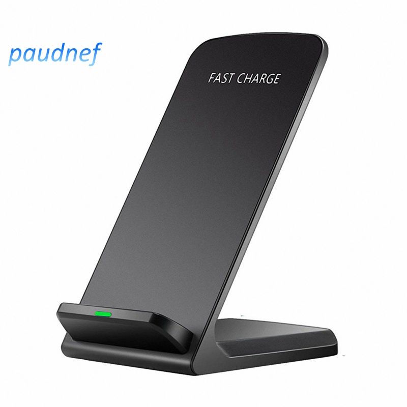 Fast Wireless Charger Charging Pad for Samsung Galaxy Note 8 S8 S8 Pl