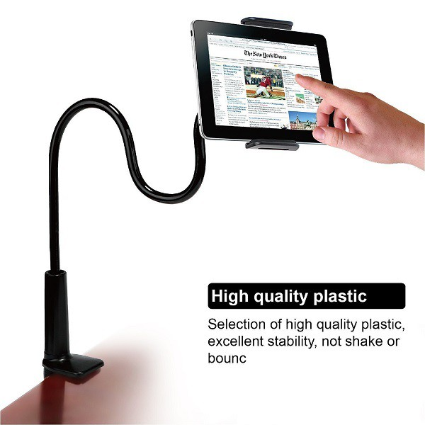 Original Awei Hard Plastic X3 Flexible Lazypod Stand Mount for Mobile Phones and Tablets