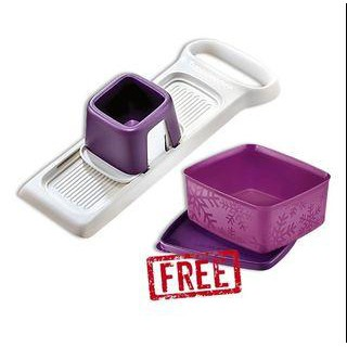 Ready Stok Tupperware Speedy Mando (Purple)