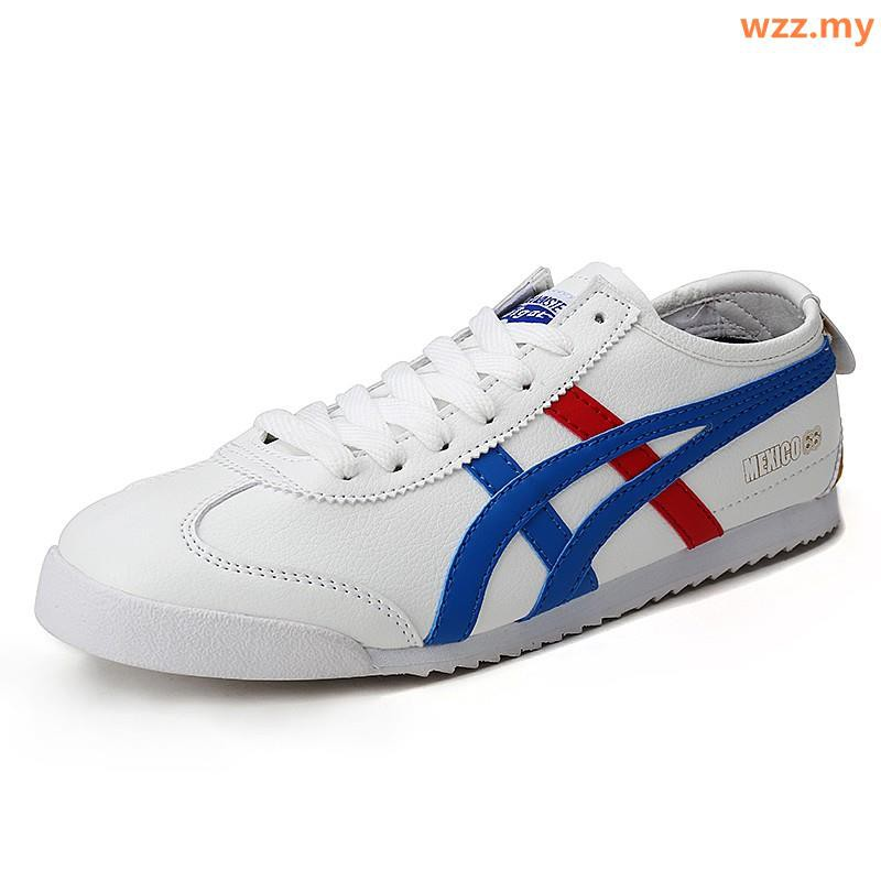 pretty nice 4d6c5 dc056 Ready Stock 2018 Onitsuka Tiger Cortez Shoes Men's Breathable Sneakers
