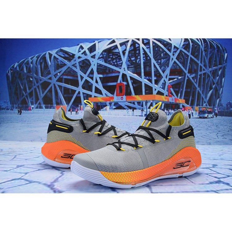 72fd3cc7 ProductImage. ProductImage. Ready stock Under Armour NBA Stephen Curry 6  Mens Basketball shoes