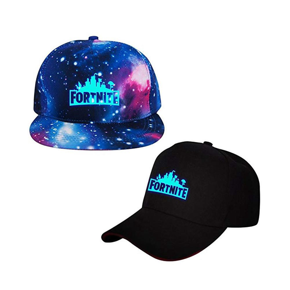 how to buy superior quality exclusive range Fortnite Luminous Baseball Cap UV Protection Cool Adjustable ...