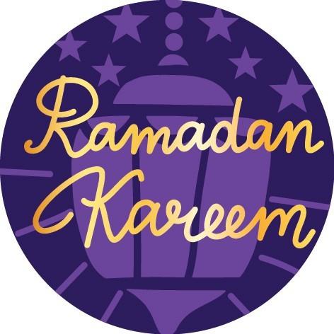 【FREE 100PCS!!!】WATERPROOF Ramadhan Sticker / Sticker Hari Puasa / Sticker Hari Raya  (4cm/5cm/6cm)