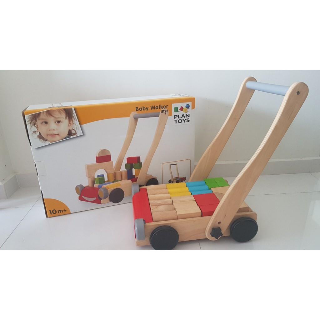 plan toys baby walker | shopee malaysia
