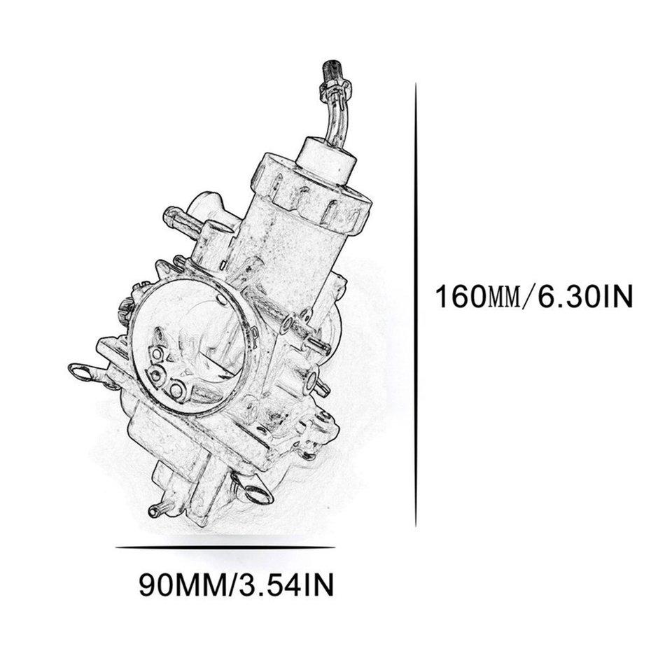 Pd18j Carburetor Diagram