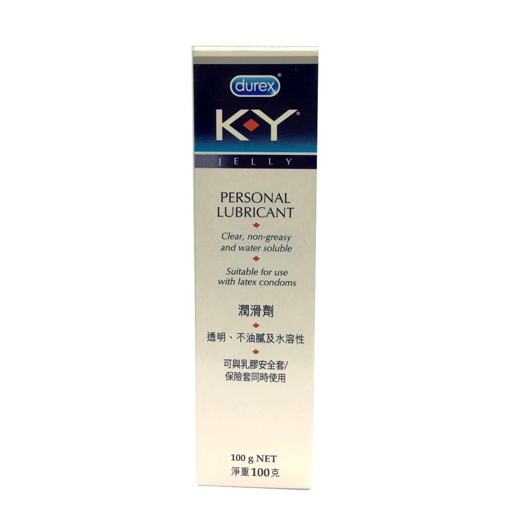 Durex Ky Jelly Lubricant Gel 100g