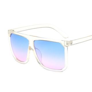ec92b6be8d7 Women Men Vintage Retro Square Frame Glasses Unisex Fashion Aviator  Sunglasses
