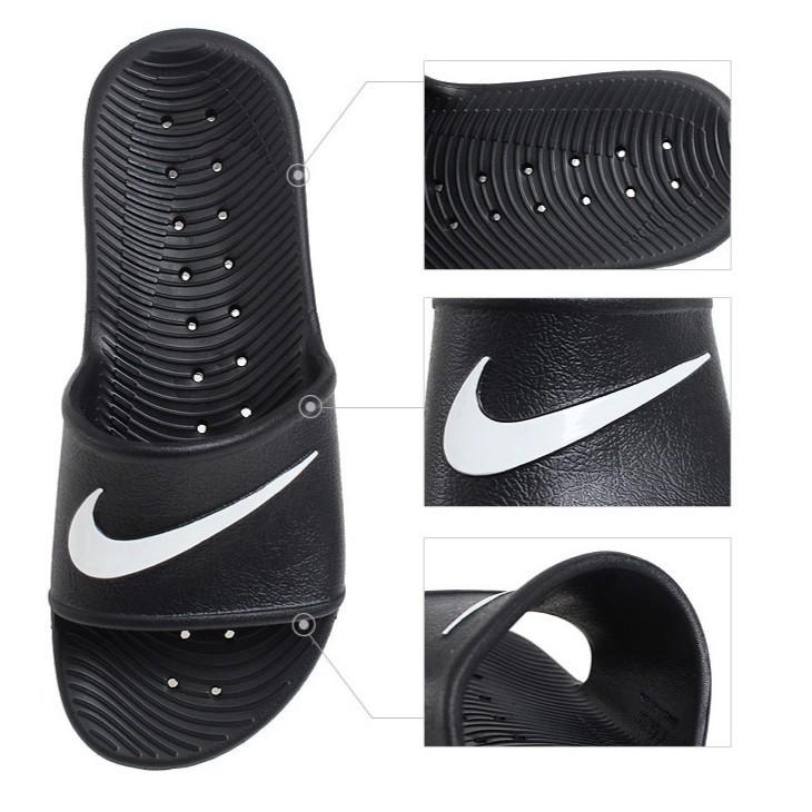best website 84370 1a41c Nike Kawa Shower Beach Waterproof Slippers Slip On Sports Shoes
