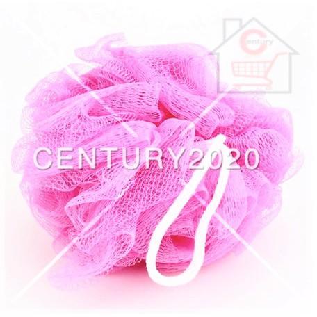 RIMEI Small Shower Ball Bath Ball Flower Bubble Ball Rub Back Bath Towel Foam Scrub Rubbing Back Toiletries