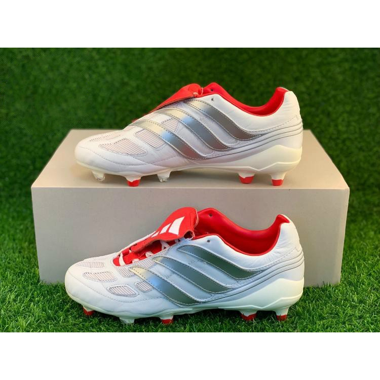 Es una suerte que Medalla Evaluable  Chubby brother Adidas Adidas Replica Falcon 5 Super Top FG Beckham Natural  Grass Soccer Shoes F97223 | Shopee Malaysia