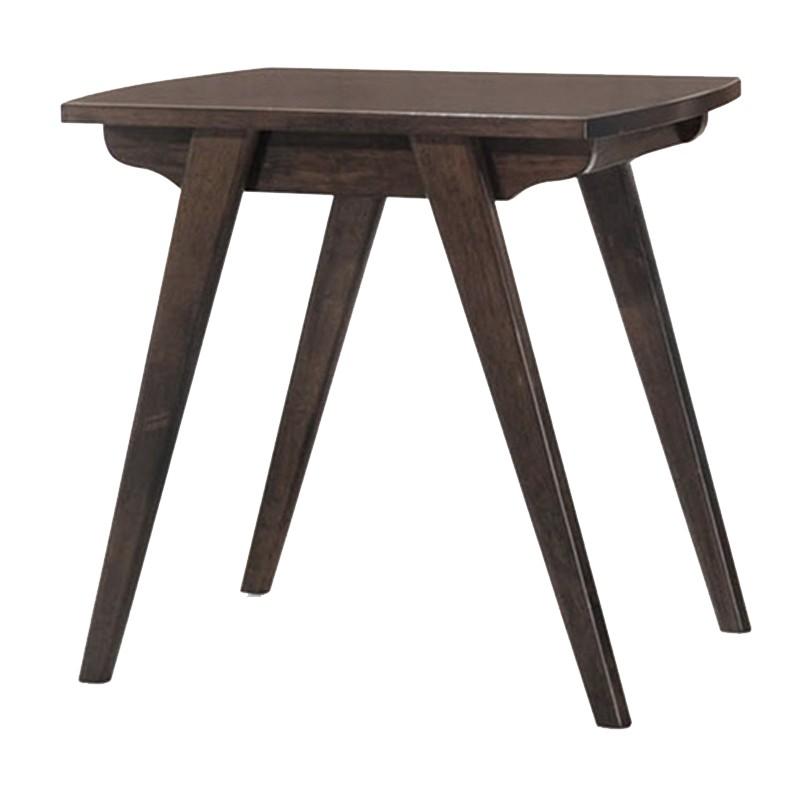 Furniture Direct ZEN SOLID WOOD COFFEE TABLE-WALNUT
