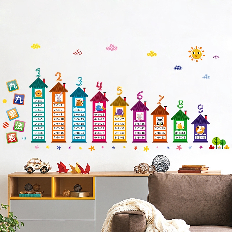 2 Sheets//14 Stickers Flocked Snowflake Self Adhesive Window or Wall Stickers