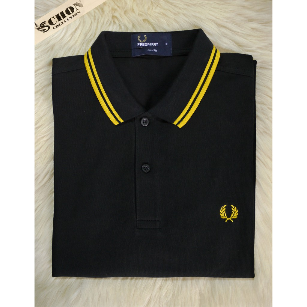 4dff14657 Fred Perry Polka Dot Polo Shirt | Shopee Malaysia