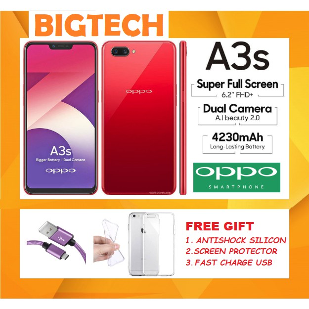 ????LIMITED STOCK????Oppo A3S (3+64/3+32/2+16) - 1 Year Distributor ...