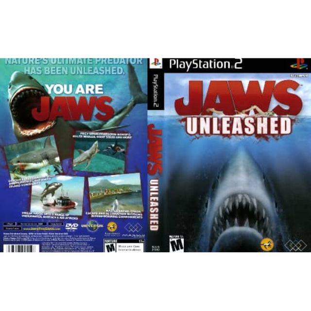 PARA ISO BAIXAR PS2 JAWS UNLEASHED JOGO