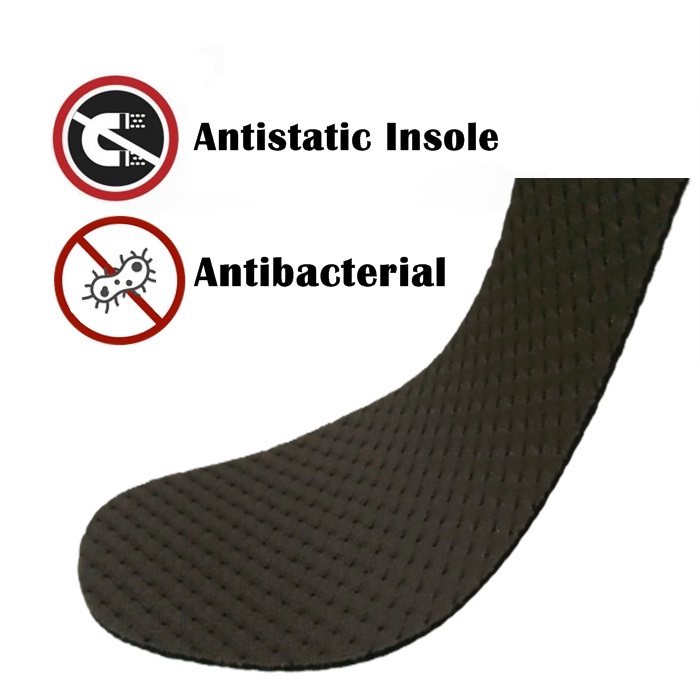 Breathable Deodorization Antibacterial And Antistatic Insole 1 Pair