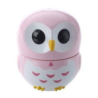 Owl Egg Timer Hourglass Egg Timer Kitchen Timer (1-60