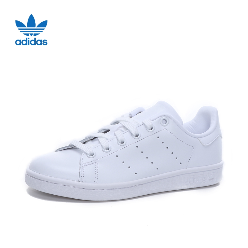 buy online cb42a 294a8 ADIDAS ORIGINALS STAN SMITH M20324 White Green   Shopee Malaysia