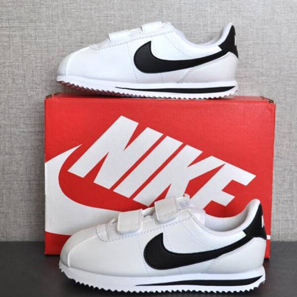 2019 New Nike Cortez Childrens Shoes Kids Sport Running Boys Girls Baby Super Non Slip Comfortable