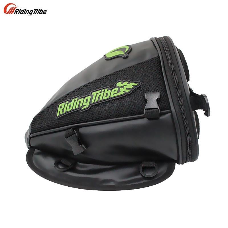 Multi-function Bike Motorcycle Tank Bag Tribe Riding Backpack Tail Waterproof