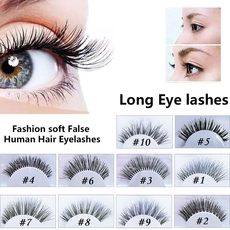 Explore Hair Eyelashes Product Offers And Prices Shopee Malaysia
