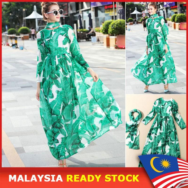 Salaks Womens Loose Dress Summer Short Sleeves Crew NeckBeach Maxi Dresses